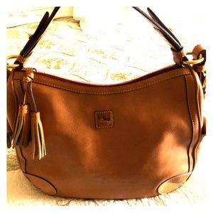 Dooney & Bourke Florentine Leather Bag
